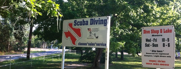 Athens Scuba Park is one of camping 2013.