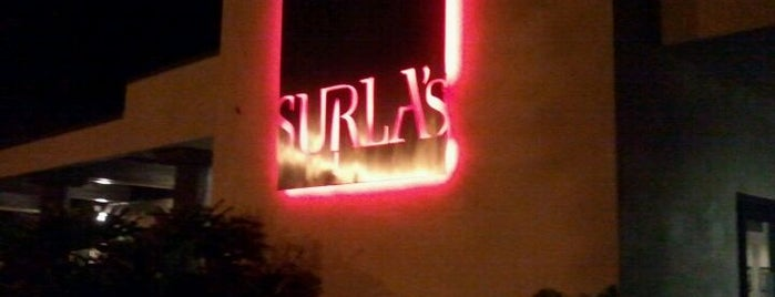 Surla's Restaurant is one of Florence Antonette's Saved Places.
