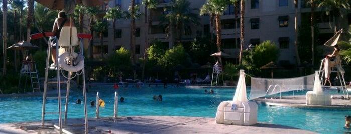 The 15 Best Hotel Pools In Las Vegas