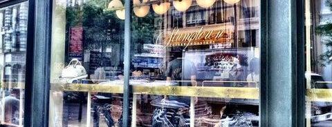Stumptown Coffee Roasters is one of Dope Dozen: best coffee NYC.