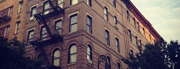 Friends Apartment Building is one of New York.