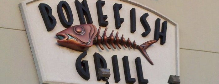 Bonefish Grill is one of Lieux qui ont plu à Amy.