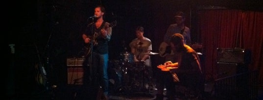 Silverlake Lounge is one of Top Music Venues in LA.