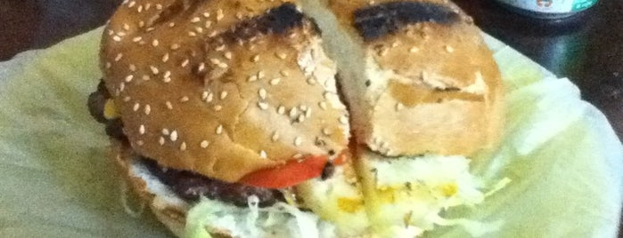 Hamburguesas Brontos is one of Restaurantes en los que he comido!!!.