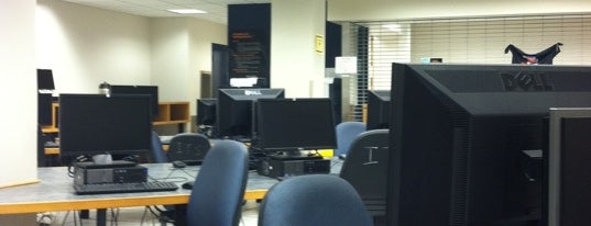 Kimmel Computer Lab is one of Study Spots.
