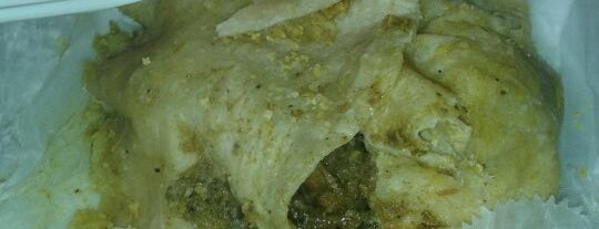 Ali's T & T Roti is one of Latin-To-Do List.