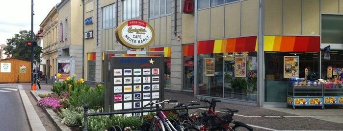 Marktgasse is one of Michael : понравившиеся места.