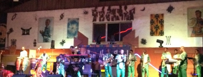 Femi Kuti Shrine is one of Monde.