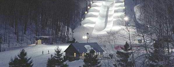 Nub's Nob Ski Area is one of Skiing.