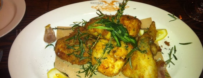 Wayfare Tavern is one of My BEST of the BEST!.
