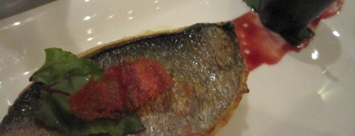 16 Haussmann is one of  Paris Eat .