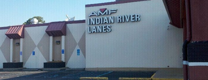 AMF Indian River Lanes is one of Must-visit Arts & Entertainment in Virginia Beach.