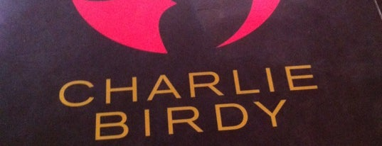 Charlie Birdy is one of BEST BURGERS IN PARIS.