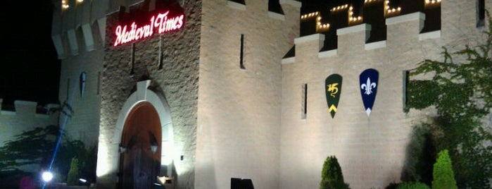 Medieval Times Dinner & Tournament is one of Chicago Northwest Attractions.