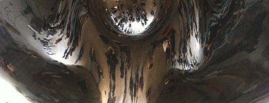 Cloud Gate by Anish Kapoor is one of Parents in Town!.