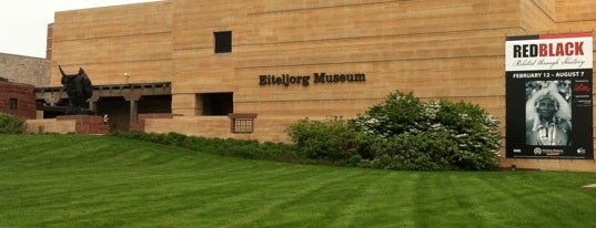 Eiteljorg Museum of American Indians & Western Art is one of Gespeicherte Orte von Sara.