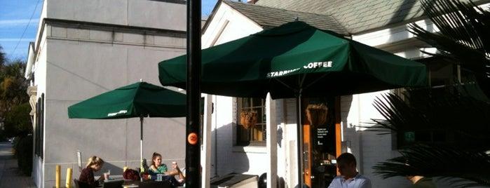 Starbucks is one of Must-visit Food in Charleston.