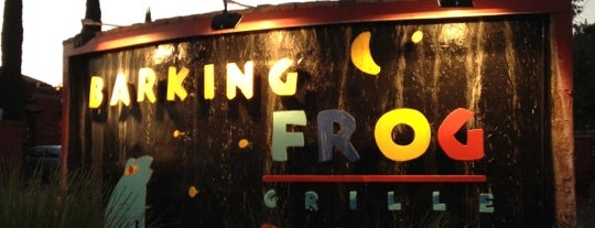 Barking Frog is one of Bryan 님이 좋아한 장소.