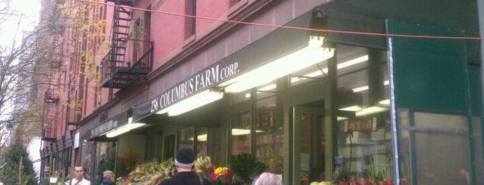236 Columbus Farm Corp. is one of สถานที่ที่บันทึกไว้ของ Josh.