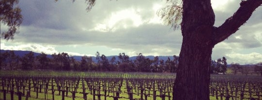 Gainey Vineyards is one of Santa Barbara.