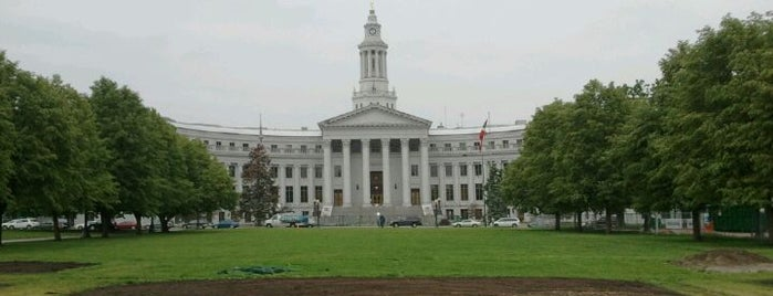 Civic Center Park is one of Denver's Best Great Outdoors - 2012.