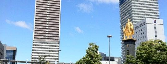 岐阜シティ・タワー43 is one of FAVORITE PLACE.