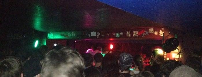 Klub 007 Strahov is one of Nejlepší studentské party venues.