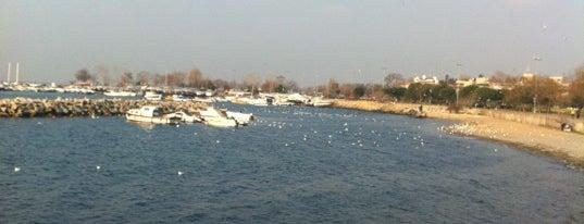 Caddebostan - Bostancı Sahil Parkuru is one of çocuklaİstanbul.