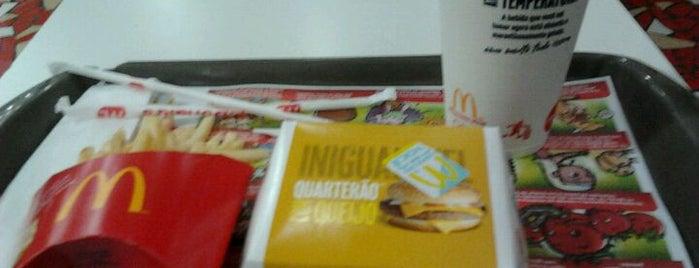 McDonald's is one of Orte, die Alberto J S gefallen.