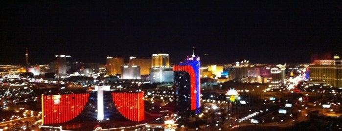 Moon Nightclub is one of Great Vegas Views.