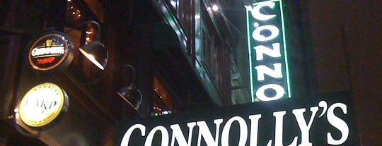 Connolly's Pub & Restaurant is one of Places.