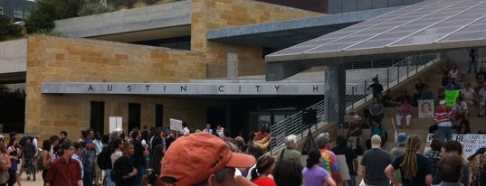 #OccupyAustin is one of #OccupyAmerica Locations.