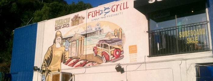 Fish Grill is one of Best of Los Angeles Kosher.