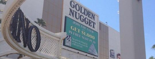 Golden Nugget Hotel & Casino is one of Casinos.
