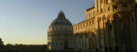 Battistero di San Giovanni Battista is one of Pisa.