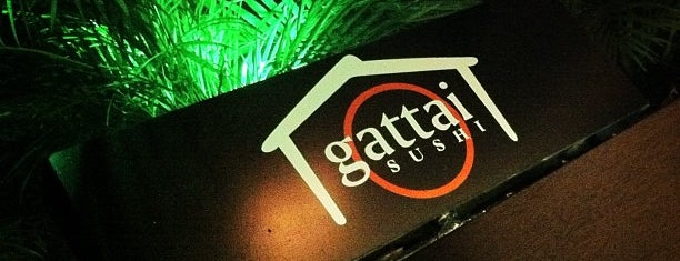Gattai Sushi is one of gordice.