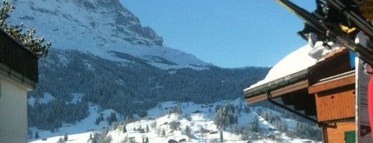 Station Grindelwald Grund is one of สถานที่ที่ Giovanna ถูกใจ.