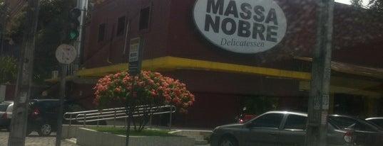 Massa Nobre Delicatessen is one of Posti che sono piaciuti a Alexandre.