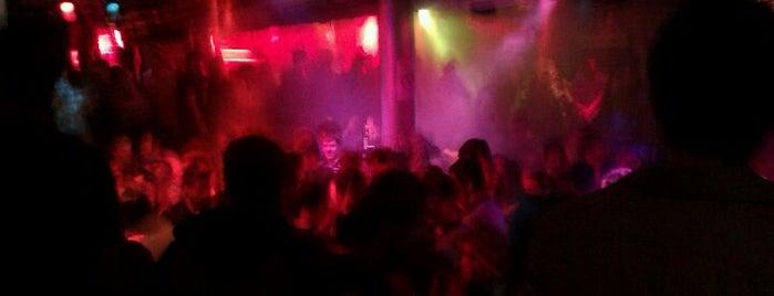 Klub Hvězda is one of Nejlepší studentské party venues.