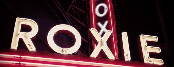 Roxie Cinema is one of SF To Do.