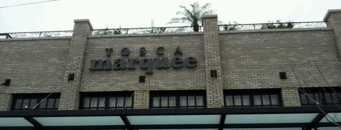 Tosca Marquee is one of Tempat yang Disukai Radairis.