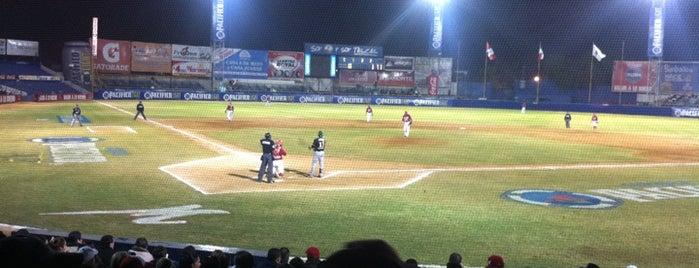 Estadio Teodoro Mariscal is one of Mazatlan.