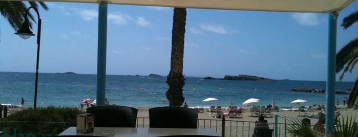 Platja de Figueretes is one of Guide to Ibiza's best spots.