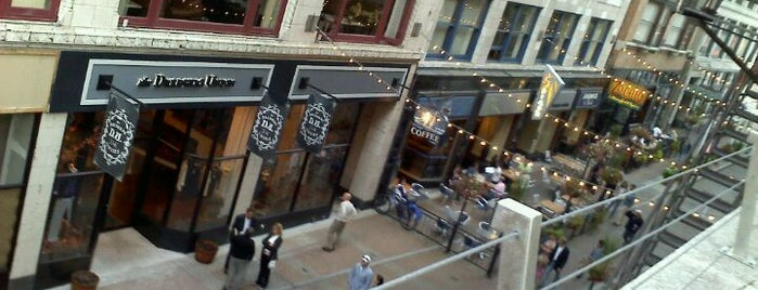 The Greenhouse Tavern is one of Come C Cleveland! #VisitUs.