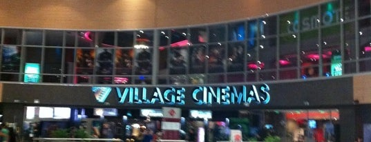 Village World Cinemas is one of Athens.