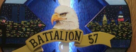 FDNY EMS Station 57 is one of Lieux qui ont plu à Jason.