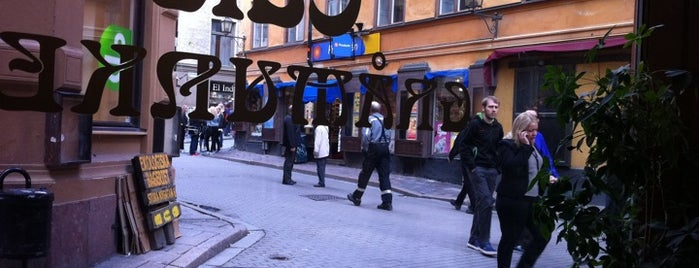 Cafe Gråmunken is one of Favorite Spots in Stockholm.