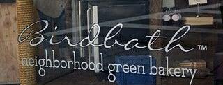 Birdbath Neighborhood Green Bakery is one of lunch in soho.