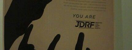 JDRF National is one of Patrick'in Beğendiği Mekanlar.