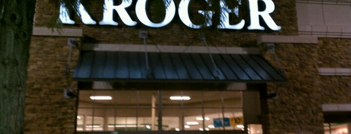 Kroger is one of Lieux qui ont plu à theneener.
